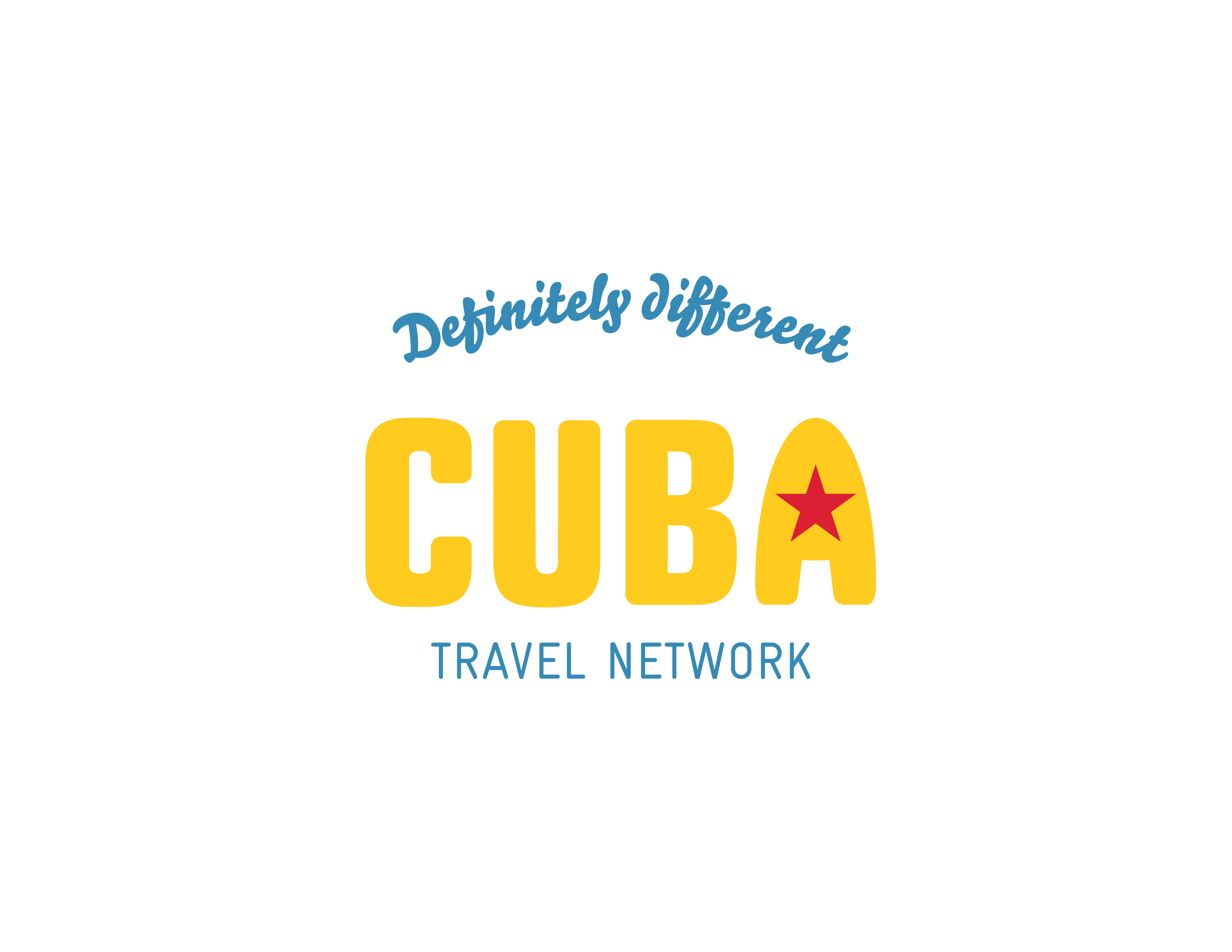 CubaTravelNetwork LOGO-with tagline  colors-03